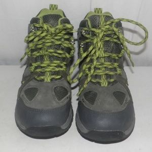 L.L. Bean Big Kids Hiking Waterproof Boots Size 4